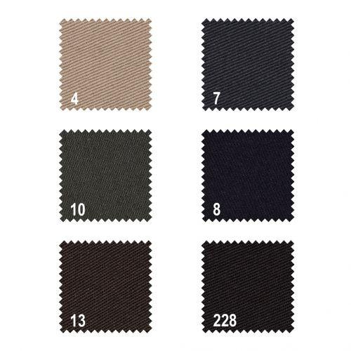 Color negro - Comprar Pantalón TCH 5 bolsillos fabricado en algodón con lycra en España