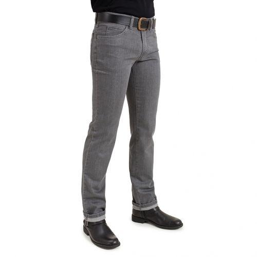 - Comprar Pantalon TCH Jeans en tejido vaquero gris de algodón con lycra en línea Regular